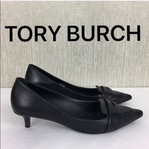 ⭐️ TORY BURCH LOW HEELS 💯AUTHENTIC